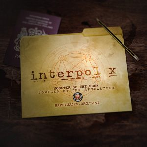 Link to Interpol X Actual Play Page