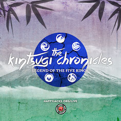 Link to the Kintsugi Chronicles Actual Play Page