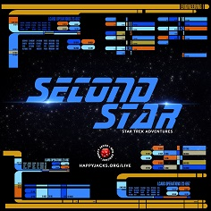 Link to Second Star Actual Play Page
