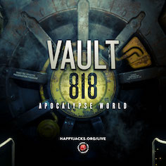 Link to Vault 818 Actual Play Page
