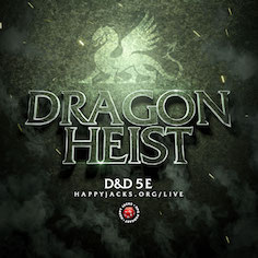 Link to Dragon Heist Actual Play Page