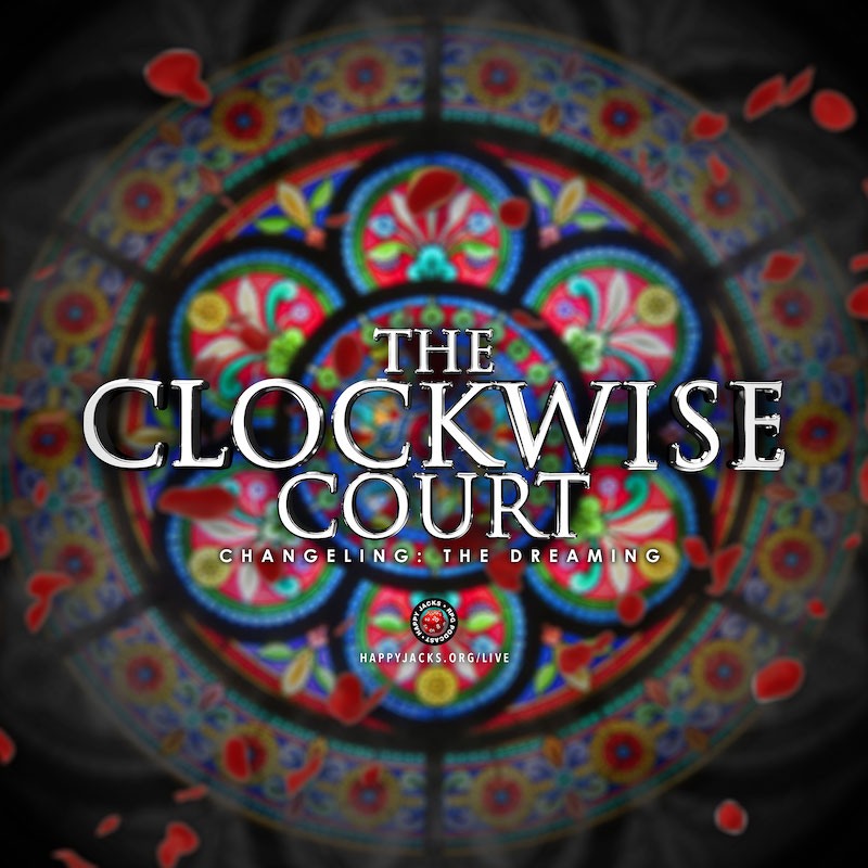 Link to the Clockwise Court Actual Play Page