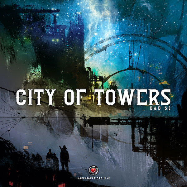 Link to City of Towers Actual Play Page