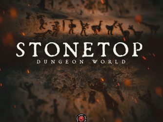 Link to Stonetop Actual Play page